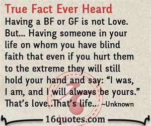 Bf Gf Love Quotes
