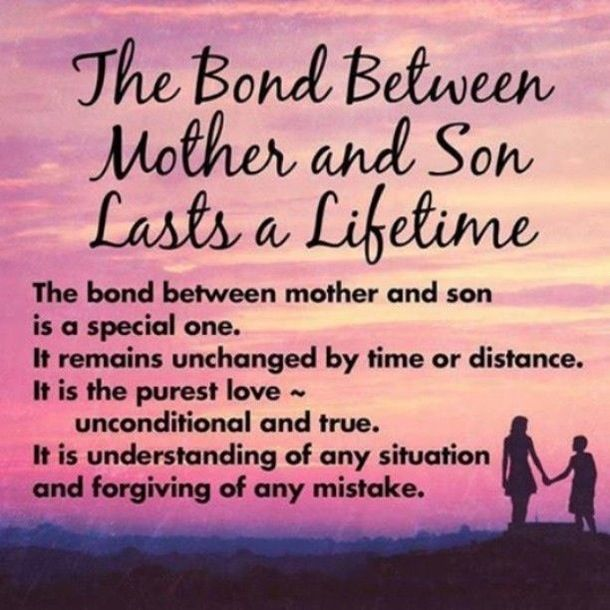 Best Mother And Son Quotes