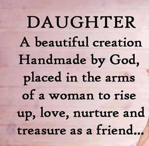 My Beautiful Daughter That I Will Forever Cherish