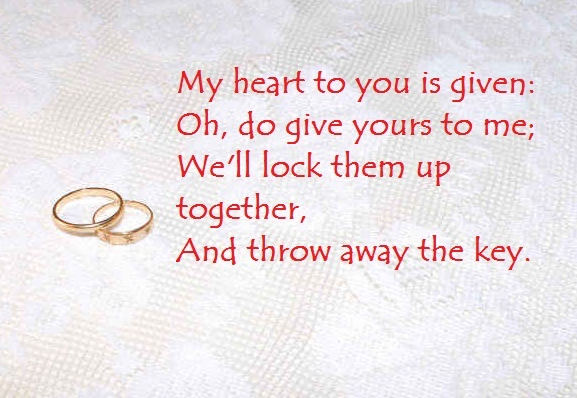 Wedding Love Quotes For Marriage S Ches