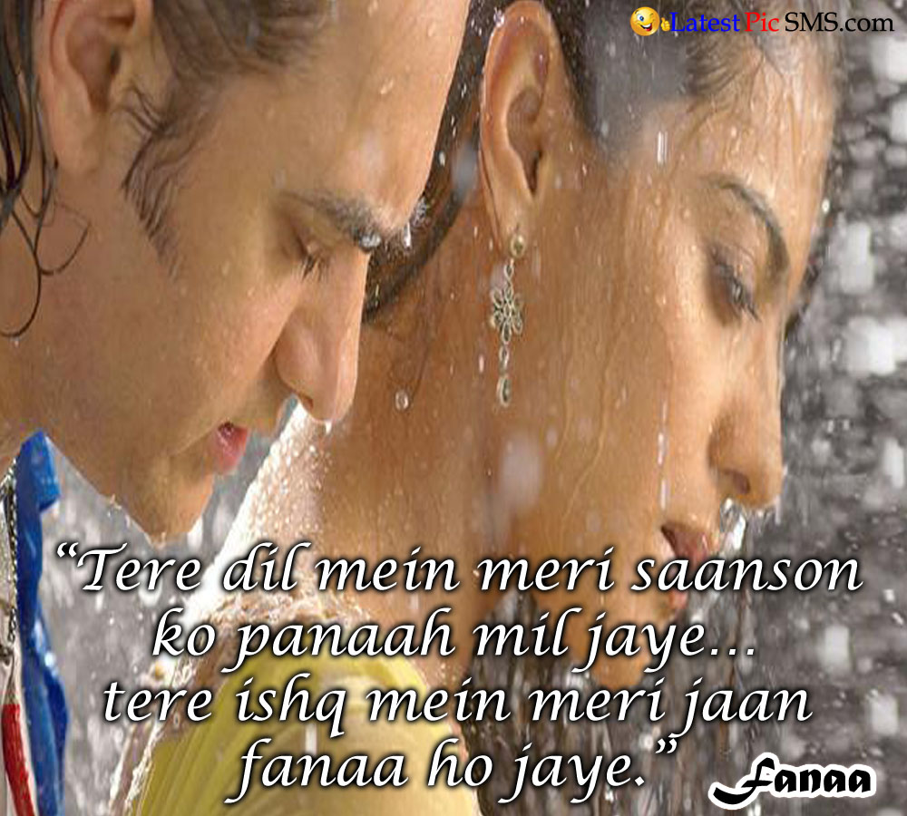 Fanna Best Bollywood Dialogues P O Quotes