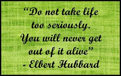 Best Of Funny Inspirational Quotes By Elbert Hubbard