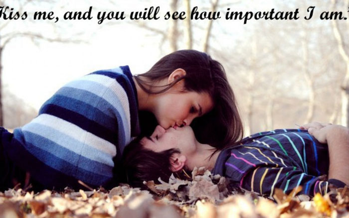 Kiss Day Images With Quotes In Hindi