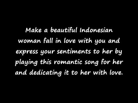 Indonesian Love Song S Only