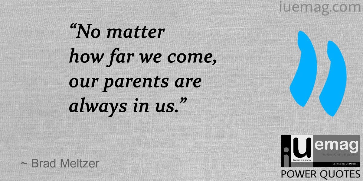 Quotes Parents Love