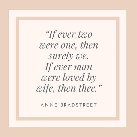 Annedstreet Quote