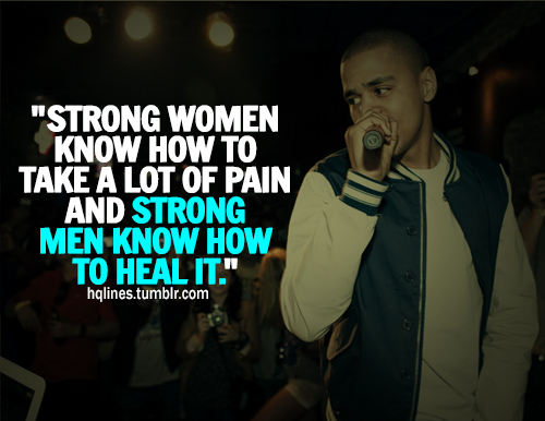Boy Girl Hqlines J Cole Life Love Music Quotes