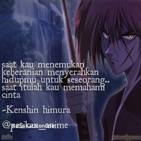 Kata Kata Bijak Samurai X