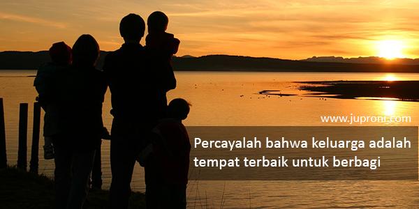 Kata Kata Mutiara Tentang Keluarga Ju I