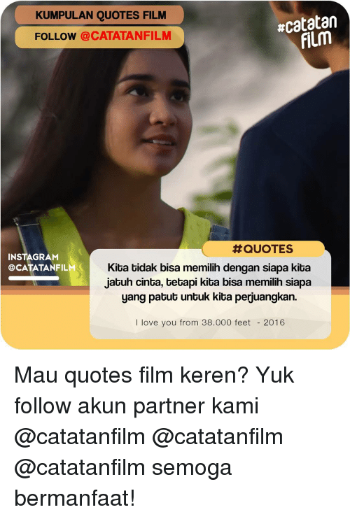 Love And I Love You Kumpulan Quotes Follow Catatanquotes