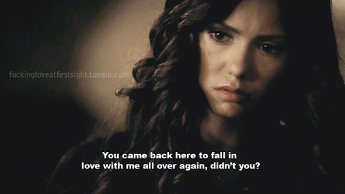 The Vampire Diaries Katherine And Quote Image