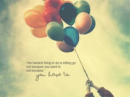 Quote Balloons And Let Go Image