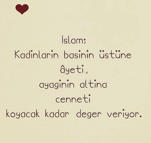 Islam Quotes And Turkish Image