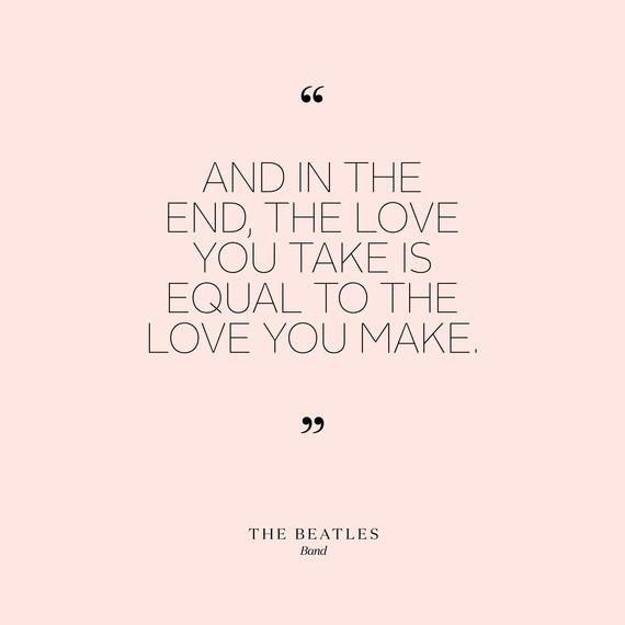Love Quotes Beatles  Jpg