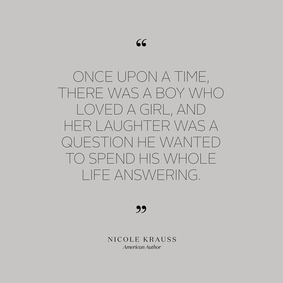 Love Quotes Nicole Krauss  Jpg