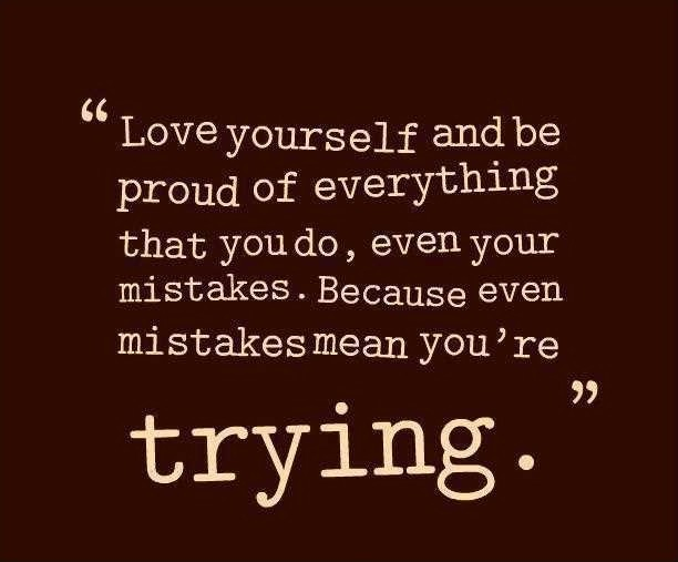Love Yourself Quote Picture Quote