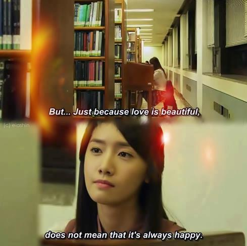 Now I Remember Why I Love In This Drama Because I Rarely Watch Korean Dramas I Love It Because Of Their Quotes And Understanding Of What Puresincere And