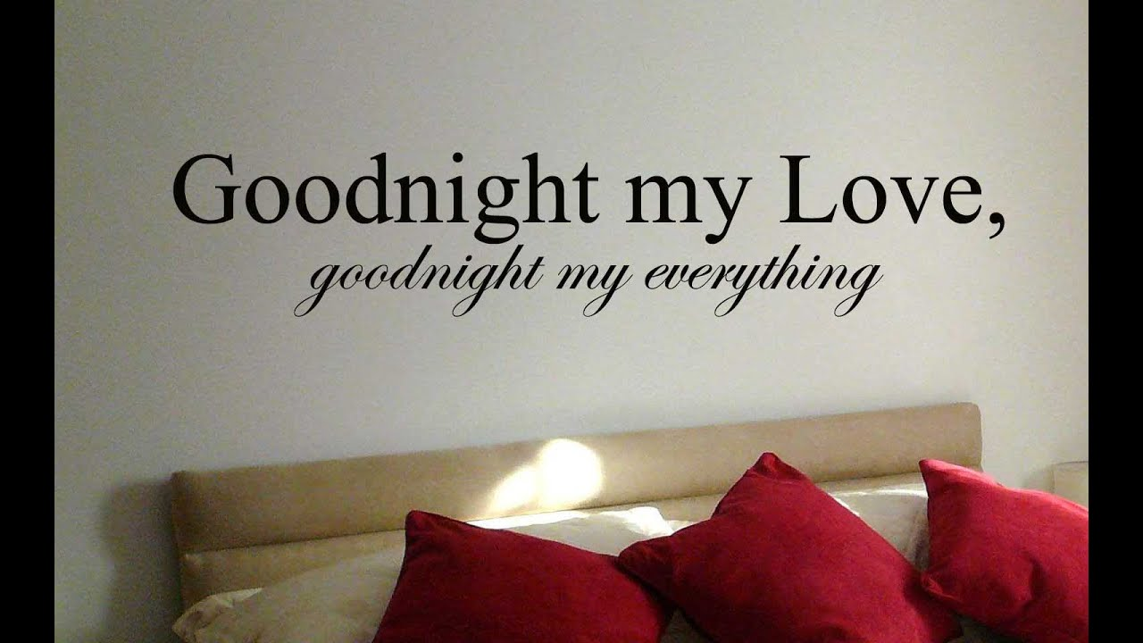 Romantic Good Night Messages Quotes Wishes Greetings For Him Her You