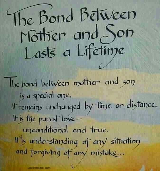 Mother Son Love Quotes Beautiful Best  Son Quotes Ideas On Pinterest