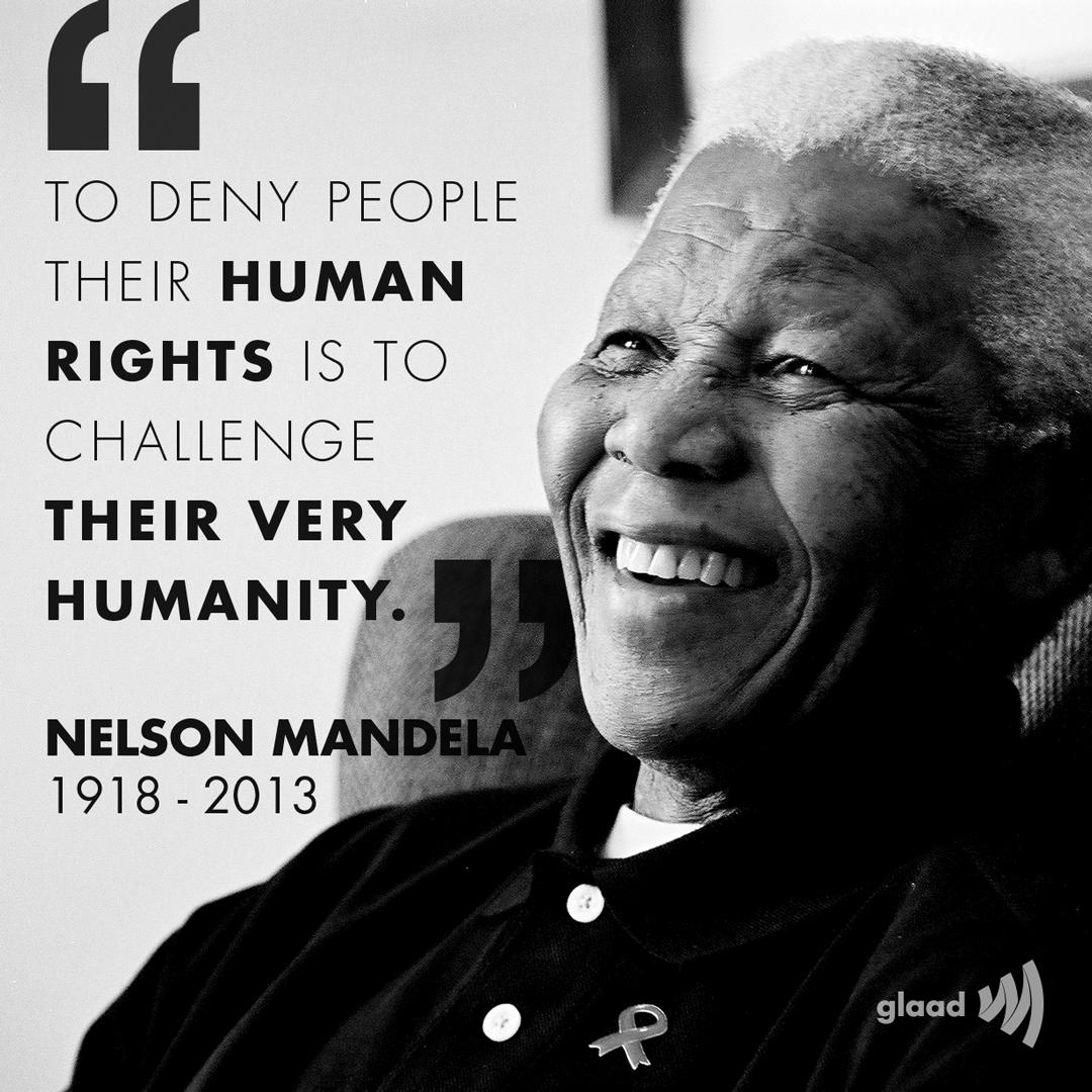 Nelson Mandela Quotes Rights Das Leben Spruche Zitate