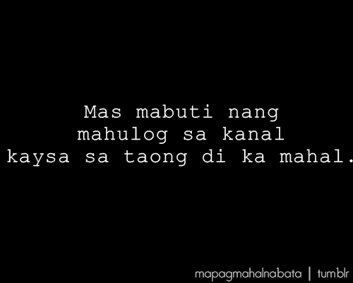 Love Quotes About Ex Boyfriends Tagalog Love Quotes For Your Ex Boyfriend Tagalog Image At