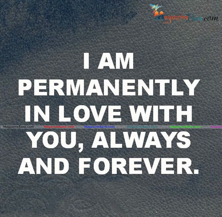 I Am Permanently In Love With You Permanently Inlove Boyfriend Quotes