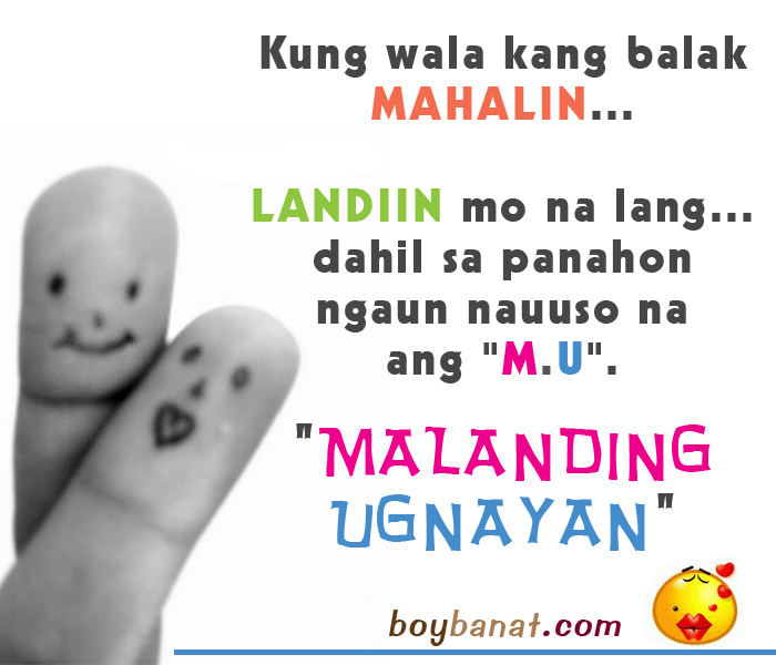 Funny Love Quotes Tagalog Twitter
