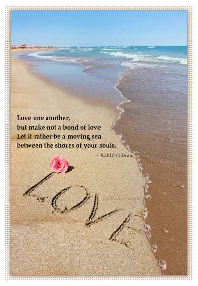 Love One Another Love Poem