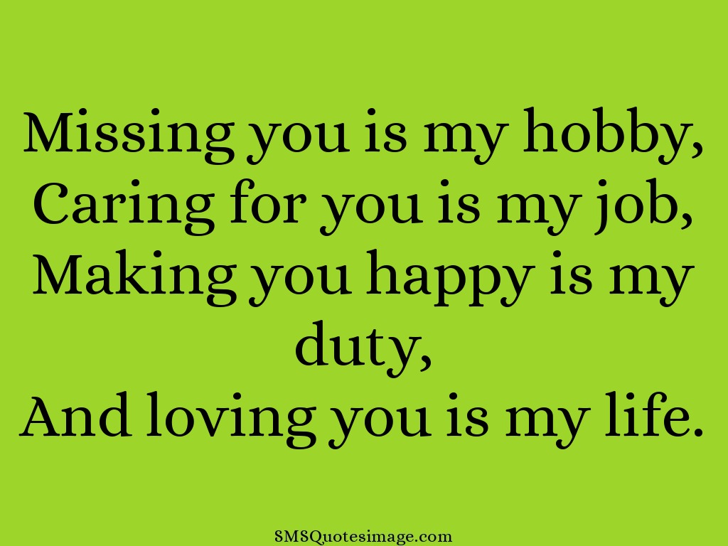 Love Loving You Is My Life  C B Download Quote Image