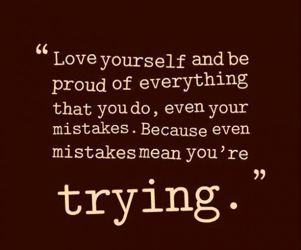 Quotes Love Yourself The Best  Cute I Love Myself Quotes With Good Morning Quote