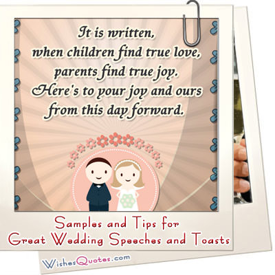 Samples Tips Wedding S Ches
