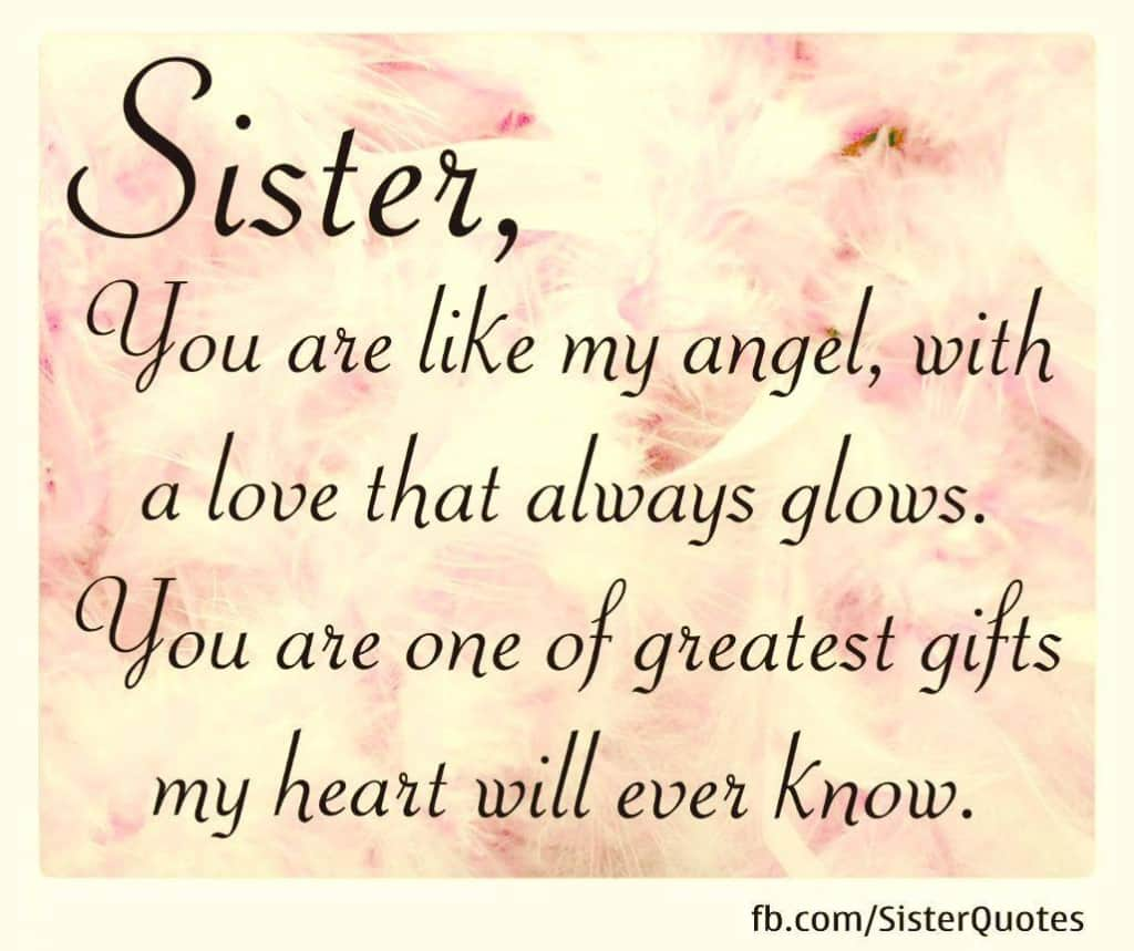 Best  Ways To Say Missing You My Sister Messages She Is The Best Sister In The World
