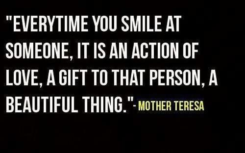Smile Quotes Pictures