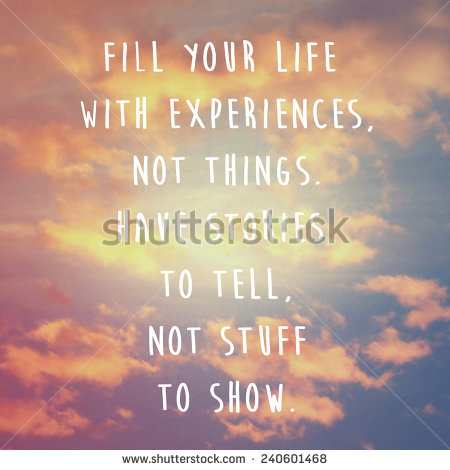 Inspirational Motivation Quote On Cloud Sky Stock Il Ration  Shutterstock