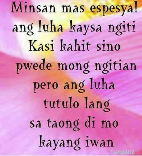 Tagalog Love Pick Up Lines Quotes