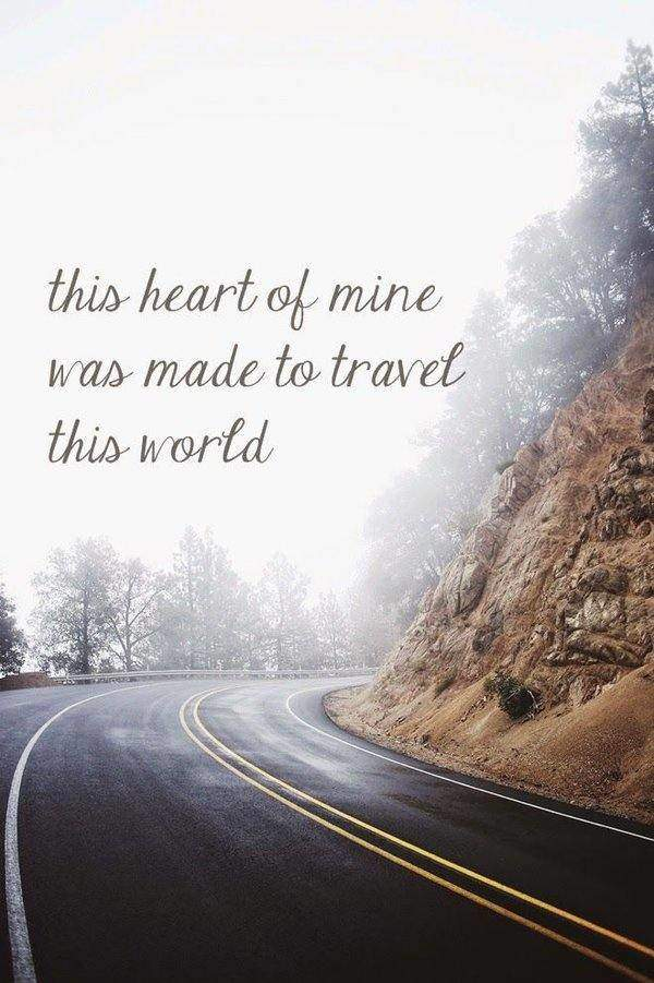 Travel Quotes Inspiring