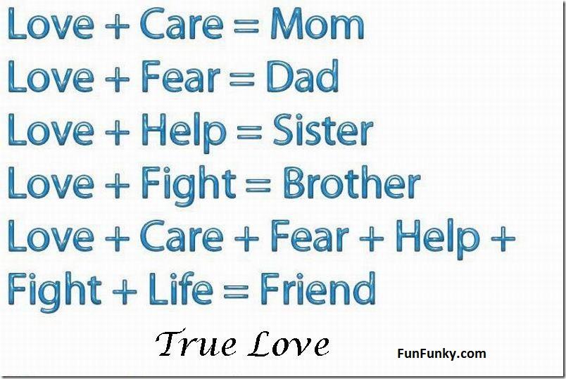 True Love Friend