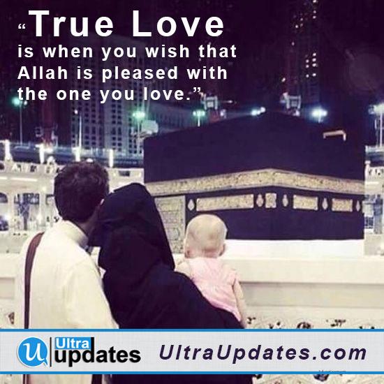 True Love In Islam
