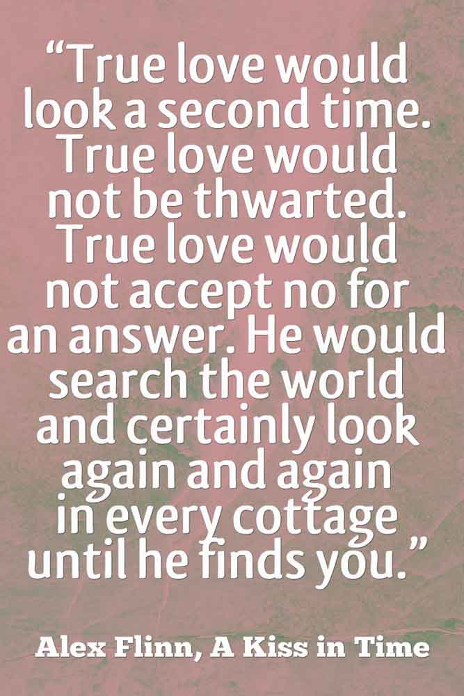 Timeless True Love Quotes
