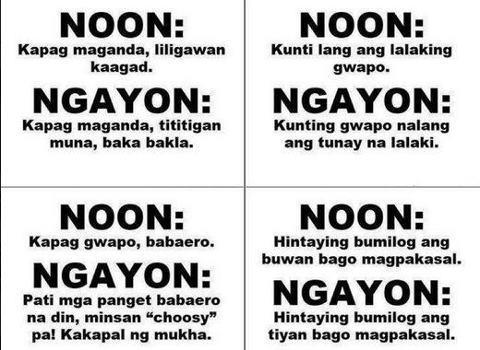 Funny Quotes Tagalog Kowts  C B Permalink