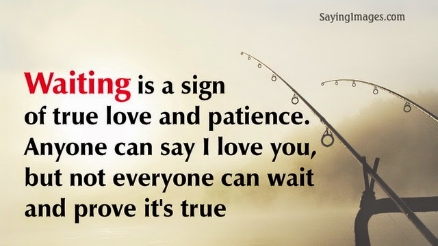 Patience Quotation With Pictures