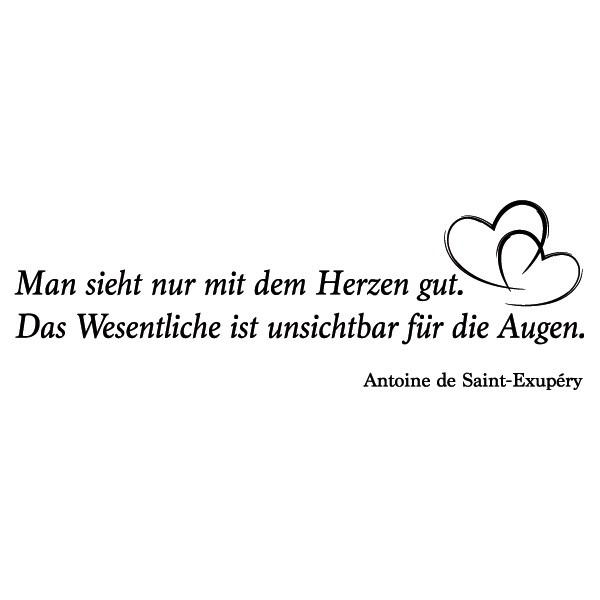 Zitate Saint Exupery