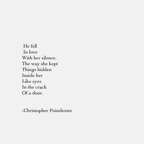 Remington Typewriter Poetry Via Tumblr