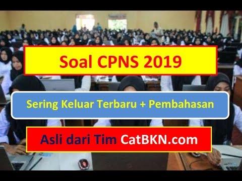 Contoh Soal CPNS 2019: Download Soal CPNS 2019 dan ...