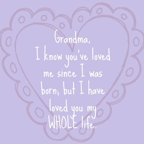 Quote Love Grandma This Is So Beautiful