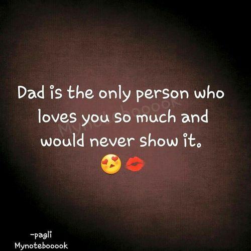 Luv U Mah Dad