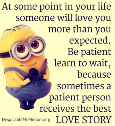 At Some Point In Your Life Minion Quotes