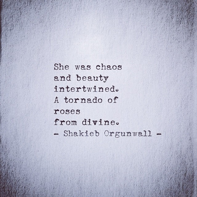 She Was Chaos And Beauty Love Quotes For Her