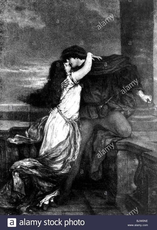 Perfekter Kuss Evolution Romeo Und Julia William Shakespeare Gemal