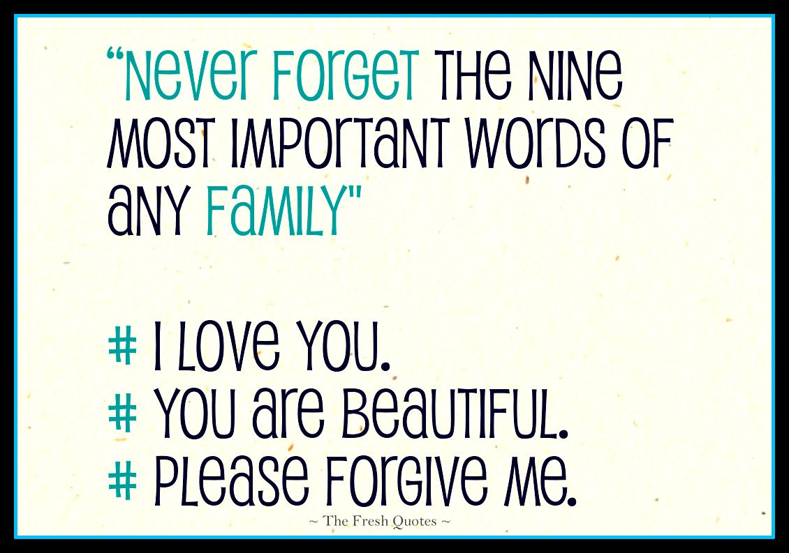 Beautiful Family Quotes With Images Quotes Wishes